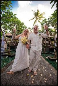 The Bali Wedding. Photo supplied.