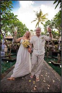 The Bali Wedding. Photo supplied.