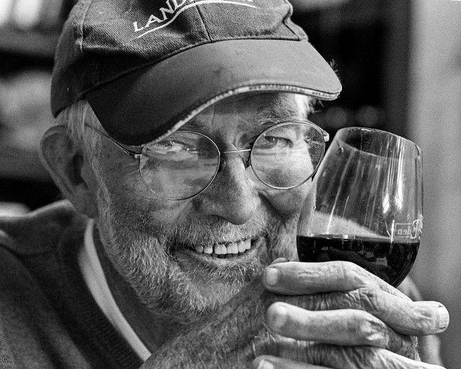 Bob McLean : Barossa legend