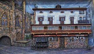 The original 'Kaia Kaipi' restaurant.