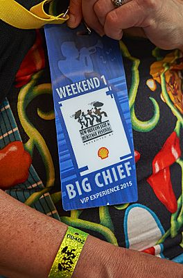The 'Big Chief' tickets _ priceless at times.
