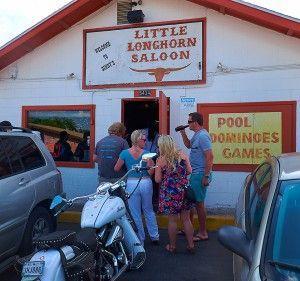 Llittle Longhorn saloon