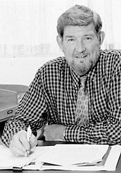 Dr John Possingham :CSIRO. Photo supplied