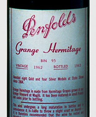 The 1962 Grange Hermitage : Photo Supplied.