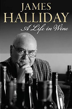The book : 'A Life of Wine'.