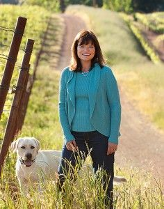 Barbara Banke, Chairman and Proprietor of Jackson Family Wines  : Photo supplied.
