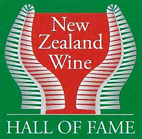 New Zealand Wine, Hall of Fame.