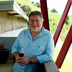 John Hancock, Trinity Hill wines : Photo Supplied by Trinty Hill.