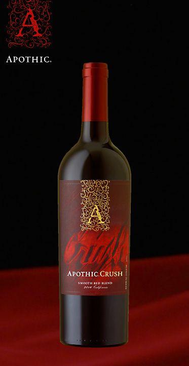 E&J Gallo'  Apothic brand  : Photo supplied.