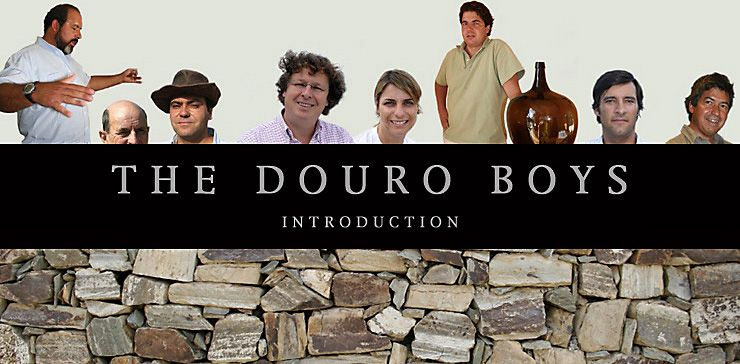 The Douro Boys  : Photo supplied.