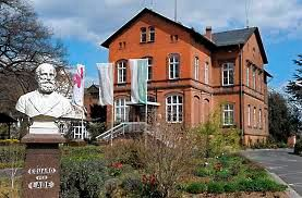 Geisenheim University in Germany.