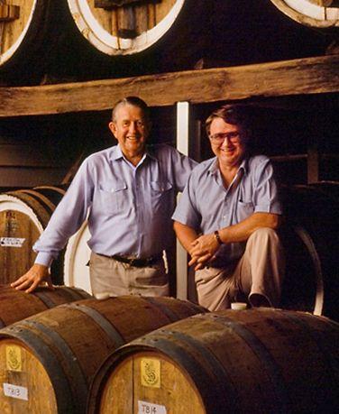 Bruce & Murray Tyrrell.