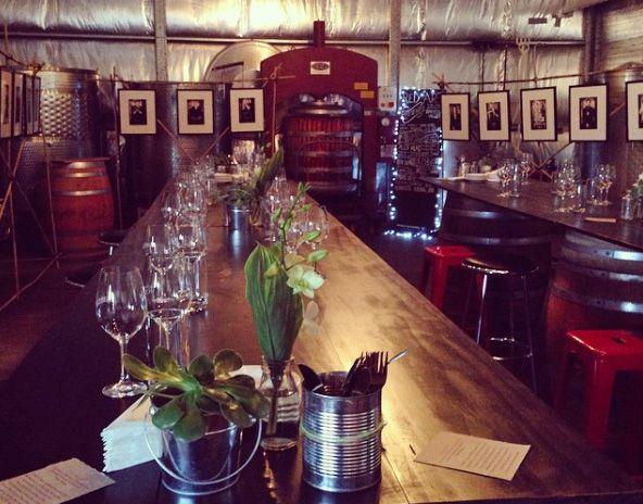 Barossa vintage festival exhibition in the Red Art winery.  Photo : Bernadette © Kaeding.