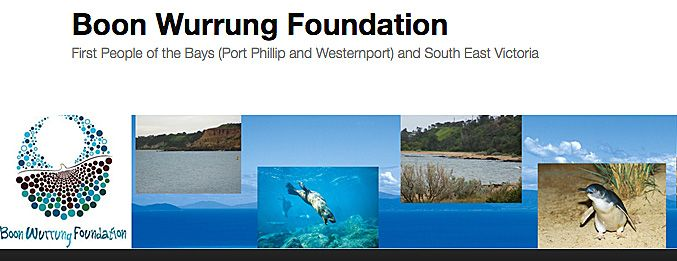 Boon Wurrung Foundation web site.