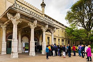 ICCWS 2016 Launch at the Brighton Museum.