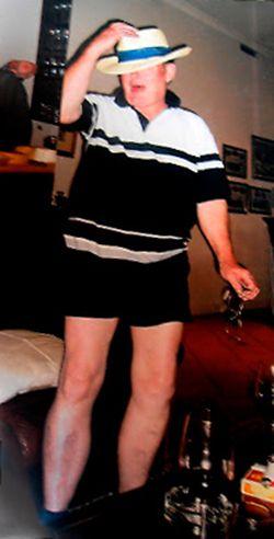 Wayne Thomas. Photo : Philip White : Drinkster.