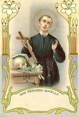 'St. Gerard Majella'