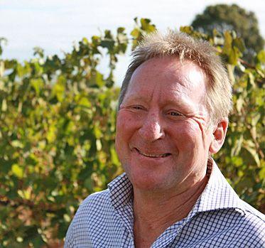 Mike Farmilo. Photo courtesy Five Geese Wines.