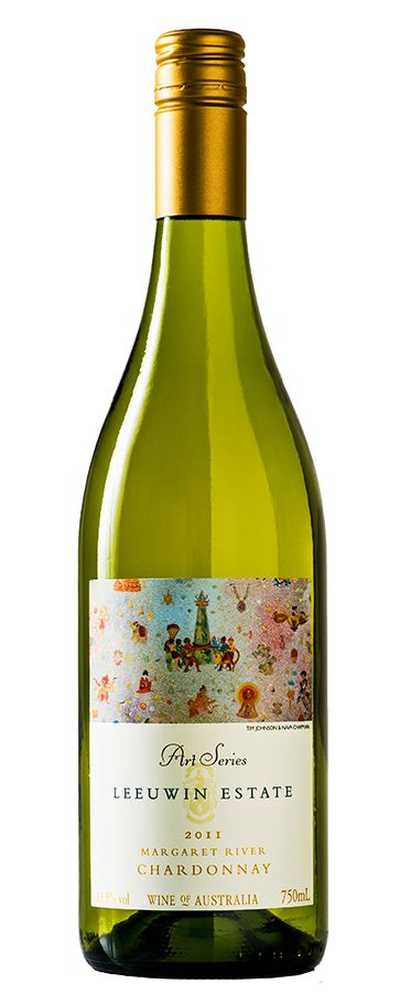 Margaret River Leeuwin Estate 'Art Series' Chardonnay # 5 in Wine Spectators top 10 wines of 2014.
