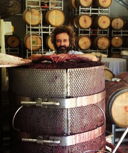 Taras Ochota at Ochota Barrels wines : Photo Ochota Barrels