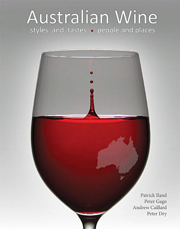 Patrick Iland's new book 'Australian-Wine.
