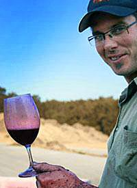 Gary Mills, Jamsheed wines.