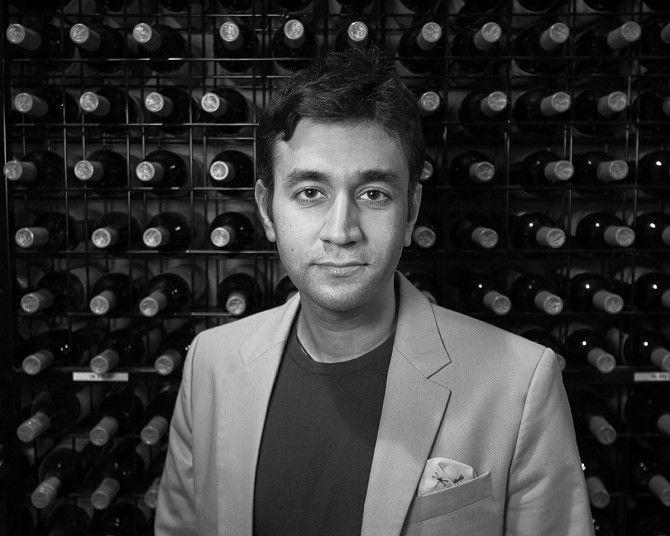 Dheeraj Bhatia : Head Sommelier Est Sydney