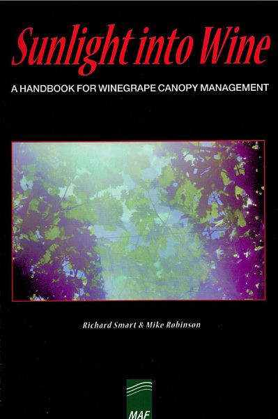 Dr Richard Smart's book, Sunlight into Wine.