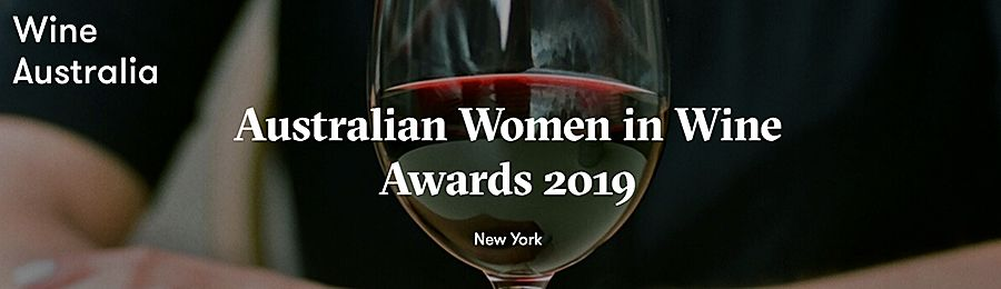 Australian Women in Wine Awards 2019, in partnership with Wine Australia : New York September 17th